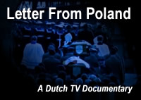 """Letter from Poland"", A Dutch TV Documentary about Polish Government Plane Crash in Russia."
